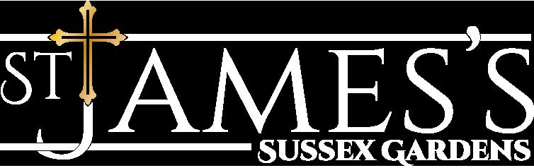 St James's Church Retina Logo